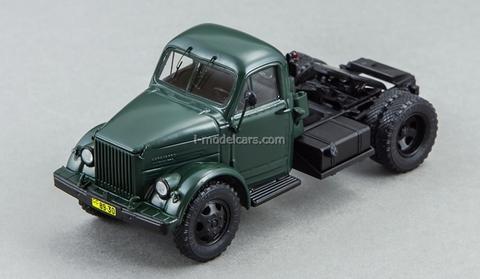 GAZ-51P road tractor green DIP 1:43