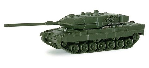 Herpa 740678 Танк Leopard 2A6, 1:87