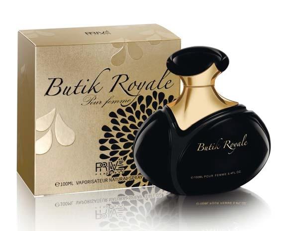 Пробник для Butik Royale Бутик Роял парфюмерная вода жен. 1 мл от Эмпер Emper