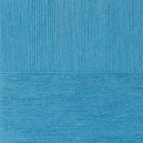 Пряжа Крапивная (Пехорка) 15 Темно-голубой, фото