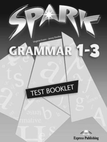 spark 1-3 grammar test