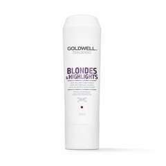 Goldwell Blondes & Highlights Anti-Brassiness Conditioner - Кондиционер против желтизны
