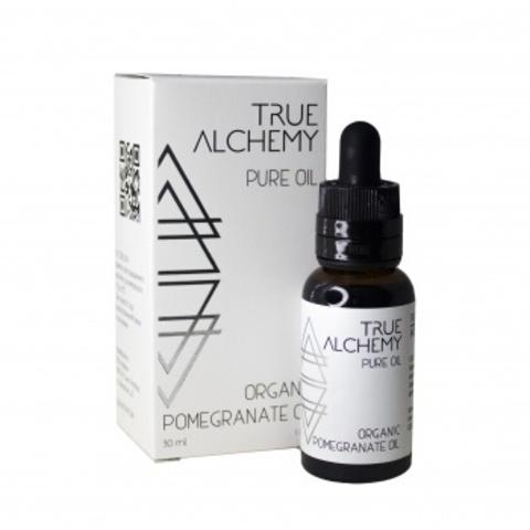Organic Pomegranate Oil (масло гранатовой косточки) 30 мл (TRUE ALCHEMY)