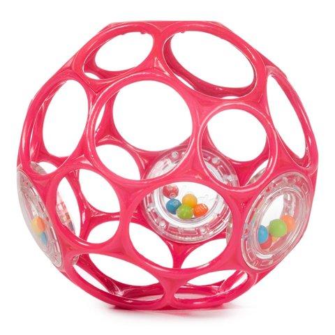 Мячик Oball гремящий