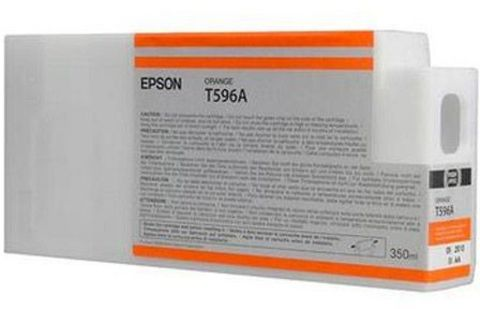 Картридж Epson C13T596A00 оранжевый 350 мл для Epson Stylus Pro 7900/9900