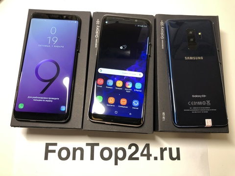 Копия Galaxy S9 Plus (MTK6595 4G LTE)