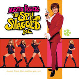 Soundtrack / Austin Powers - The Spy Who Shagged Me (Limited Edition)(Coloured Vinyl)(LP)