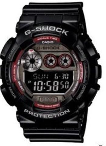 Купить Мужские часы CASIO G-SHOCK GD-120TS-1ER по доступной цене
