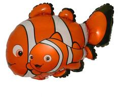 F Мини фигура Рыбка-Клоун 2 / Cloun-fish 2 (14