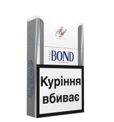 Сигареты Bond Silver Selection