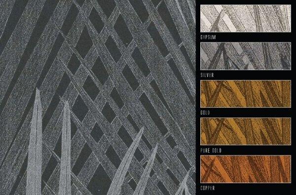 Панно Italreflexes Macro Palm 004 Copper, интернет магазин Волео