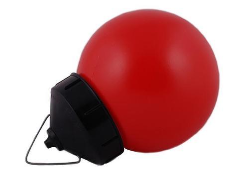 Светильник НСП 03-60-027 У1 (шар пластик красный) IP44 TDM
