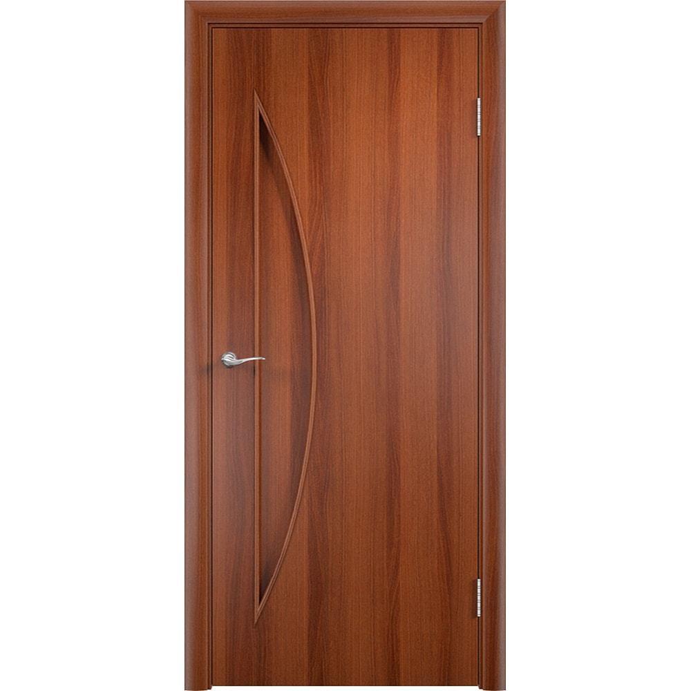 Ламинированные двери Парус итальянский орех без стекла parus-pg-ital-oreh-dvertsov-min.jpg