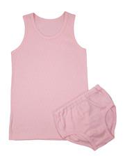 Комплект для девочки Сафи розовый