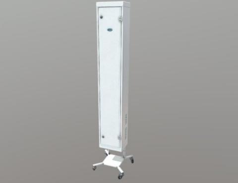 Облучатель-рециркулятор бактерицидный  «СИБЭСТ-100КС» с передвижной платформой «П № 1»
