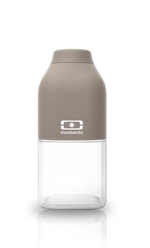 Бутылка Monbento Positive (0,33 литра) серая