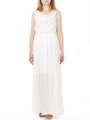 1660-1 платье женское, белое