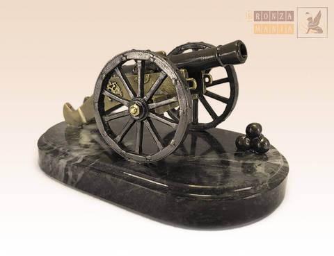 статуэтка Пушка Петра 1