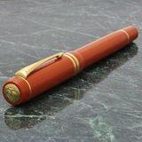 Перьевая ручка Parker Duofold F77 Centennial Historical Colors Big Red GT (11907188)