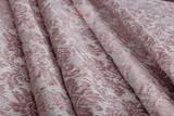 Ткань метражом бархат Вермонт (светло-розовый).