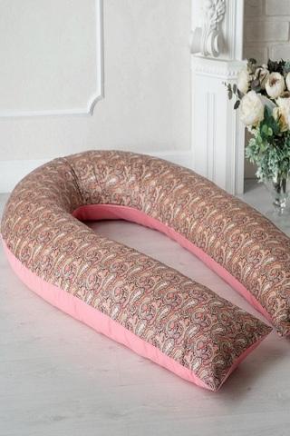 Подушка для беременных U-образная (Полиэфирное микроволокно премиум) 360 см