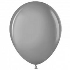 МЛ 10'' Серебро (801), металлик, 100 шт.