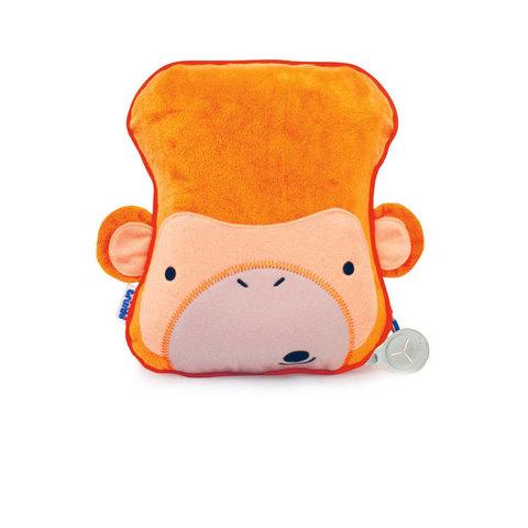 TRUNKI Дорожный набор Подушка с пледом обезьяна