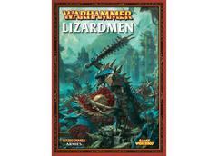 Lizardmen Army Book (старая версия)