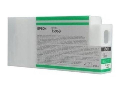 Картридж Epson C13T596B00 зелёный 350 мл для Epson Stylus Pro 7900/9900