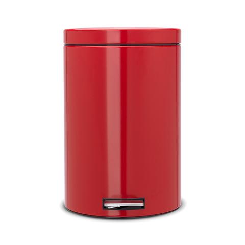 Мусорный бак Brabantia  (20л), Классический, Пламенно–красный, арт. 106026 - фото 1