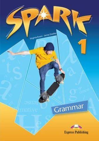 Spark 1 (Monstertrackers).Grammar Book. Грамматика