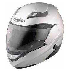 Мотошлем - PROBIKER KX5FLIP UP (металлик, серебряный)