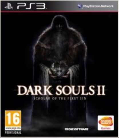 Sony PS3 Dark Souls II: Scholar of The First Sin (английская версия)