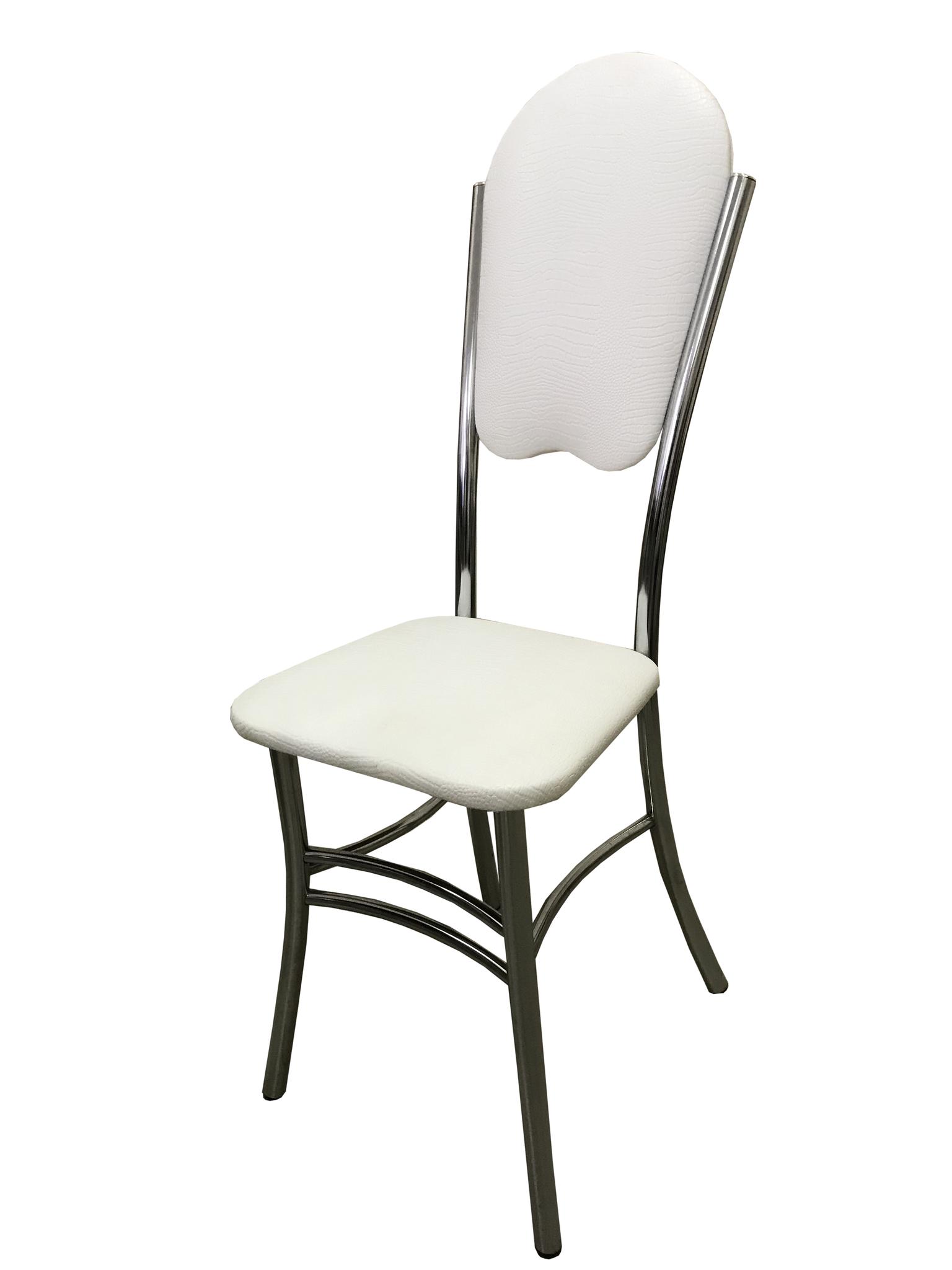 стул Ландыш белый крок