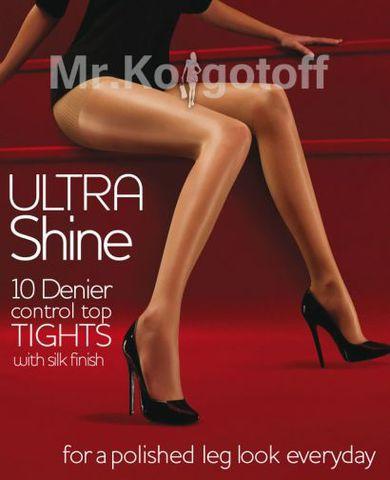 Колготки Aristoc Ultra Shine Control Top Tights 10 (AAE4)
