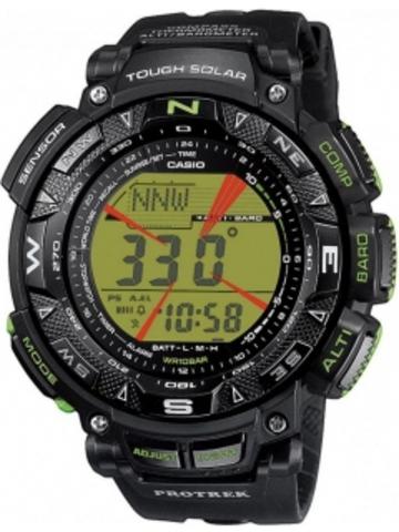 Купить Мужские часы CASIO PRO TREK PRG-240-1BER по доступной цене