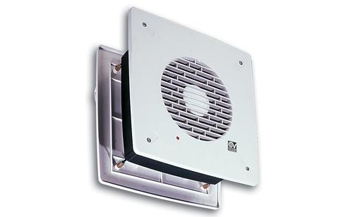 Вентилятор реверсивный Vortice Vario 230/9 ARI LL S с автоматическими жалюзи