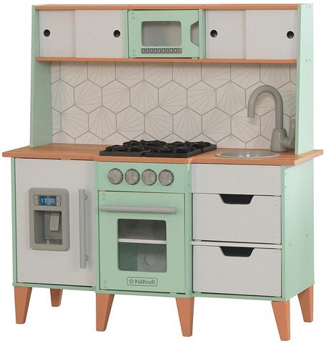 KidKraft Mid-Century Modern - детская кухня 53432_KE