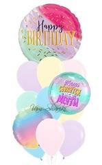 """Букет """"Пожелание в день рождения"""""""