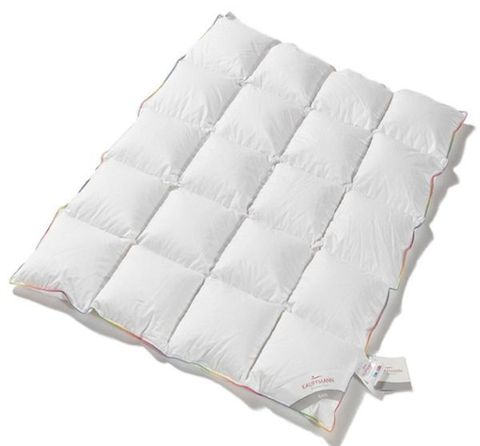 Одеяло детское пуховое очень легкое 135х200 Kauffmann Premium Kids на кнопках