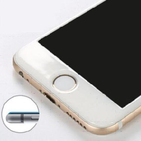 Защитная плёнка 3D на iPhone 6/6s/7/8 с закруглёнными краями