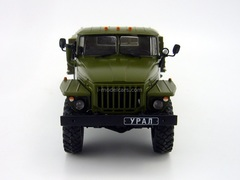 URAL-4320 board khaki 1:43 DeAgostini Auto Legends USSR Trucks #7