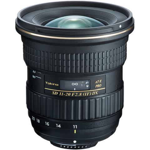 Объектив Tokina AT-X 11-20mm f/2.8 PRO DX для Canon