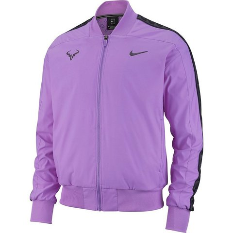 Теннисная куртка NIKE RAFA JACKET Rafael Nadal US OPEN / AT4367-505