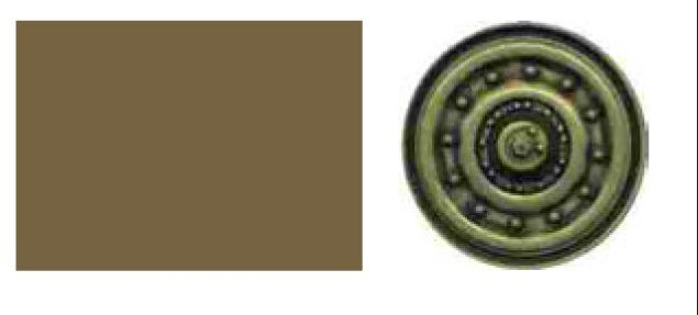Краска тонирующая Wash Dark Brown
