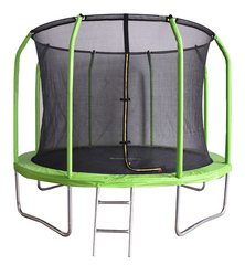 Батут Bondy Sport 10 FT (3.05 м ) зеленый