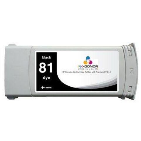 Совместимый картридж для HP 792 CN705A, черный (775 мл)