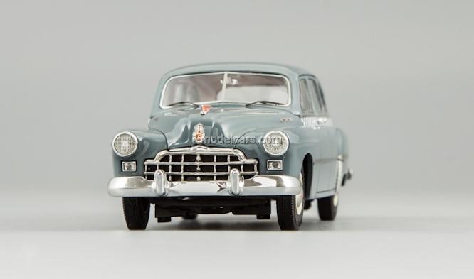 GAZ-12 ZIM-12 1950 Taxi DIP 1:43