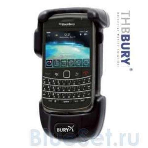 BURY UNI System 9 громкая связь Bluetooth с держателем и зарядкой для Blackberry