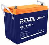Аккумулятор Delta HRL 12-140 Х ( 12V 140  Ah / 12В 140  Ач ) - фотография